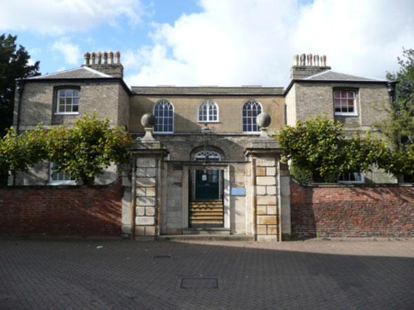 Wisbech Castle
