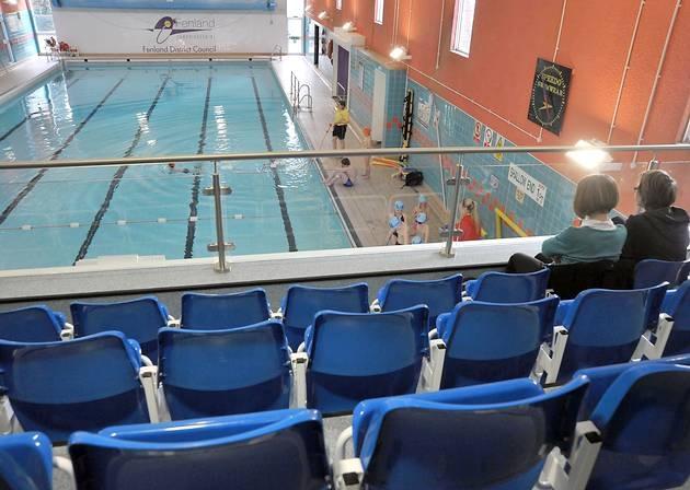 Hudson Leisure Centre